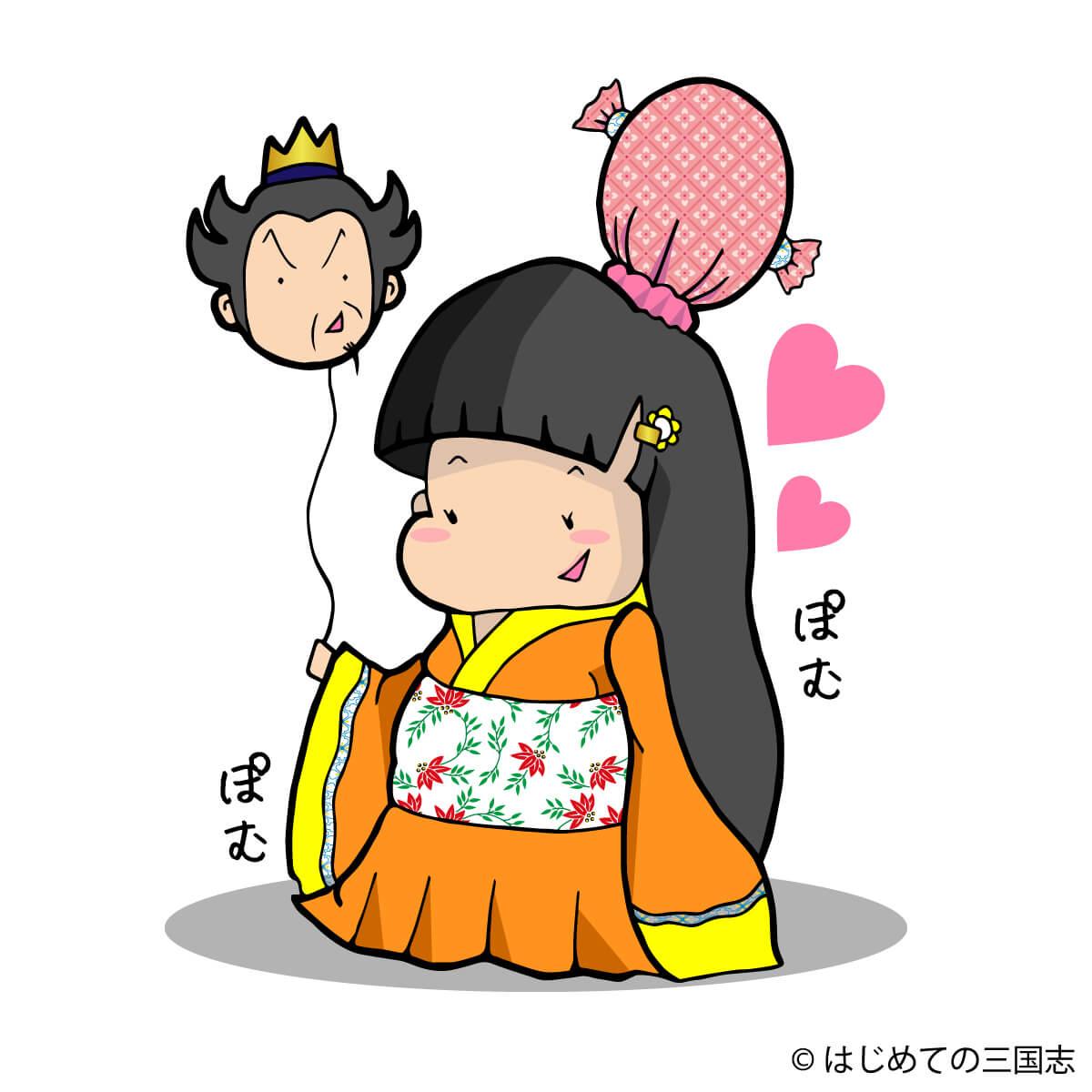 尹夫人 曹操