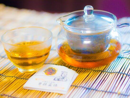 三国志 八宝茶