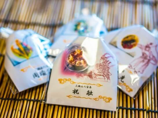 三国志八宝茶