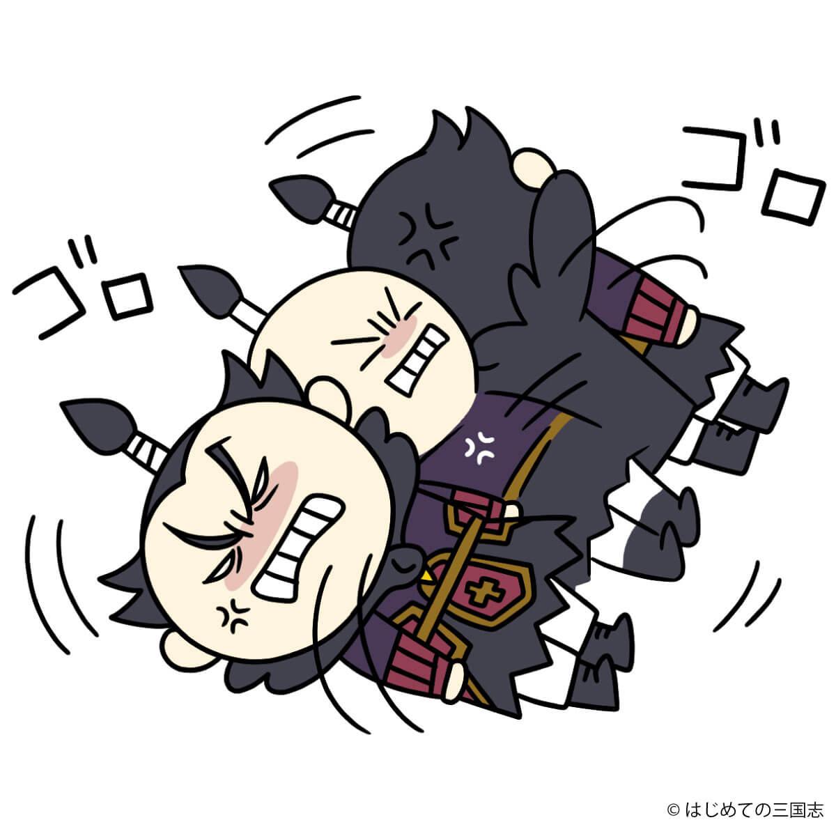 桓騎(キングダム風)