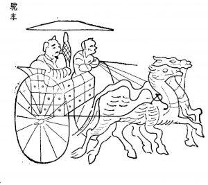 駱駝車 引用