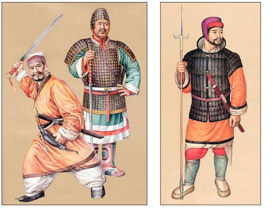 漢代 鎧 引用