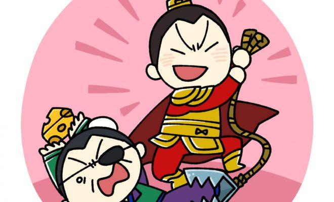 夏侯惇と呂布