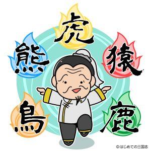 五禽戯と華佗(華陀)