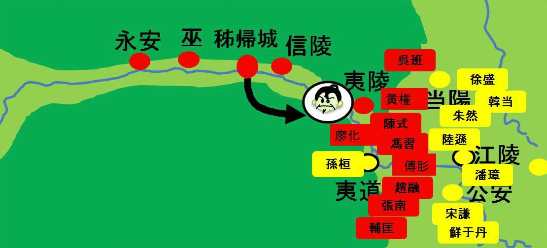 夷陵の戦い6