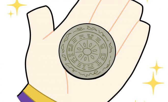 陽燧(手のひらサイズ)