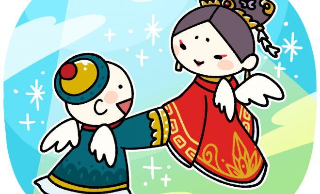 中国三大悪女06 西太后、光緒帝 女性