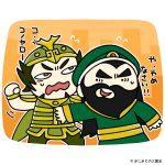 関羽と周倉05 関羽、周倉