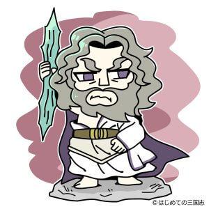 ギリシャ神話の大神_ゼウス(神話)