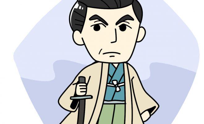 桂小五郎(木戸孝允)