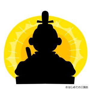 幕末70-8_天皇(シルエット)