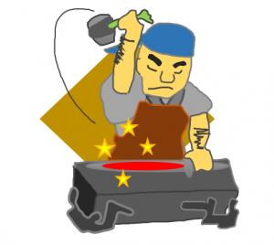 漢代に製鉄技術が更に発達
