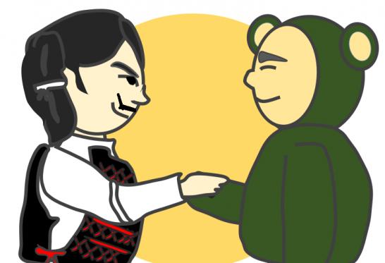 カムヤマトと弥生