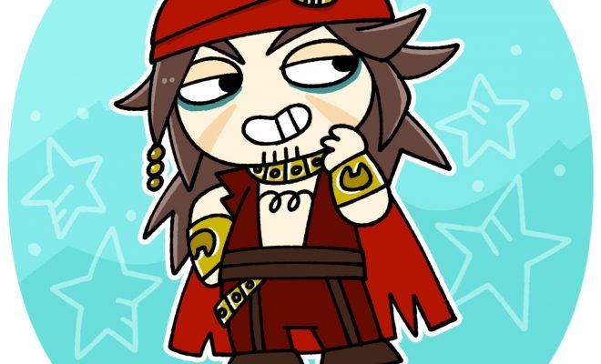 三国志に出てくる海賊達 張伯路
