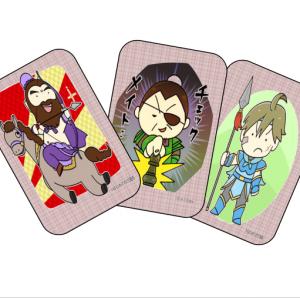 三国志カード
