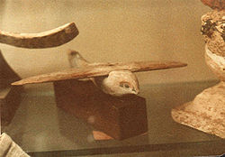 古代エジプトのグライダー wikipedia