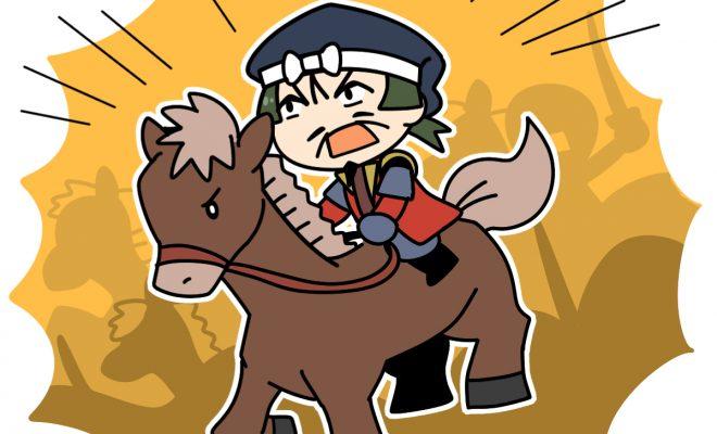 武田騎馬軍団 馬場信春