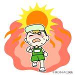 日本の猛暑に疲弊している海外のマラソン選手 いだてん