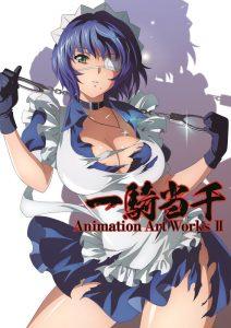 一騎当千 Animation Art Works Ⅱ 呂蒙/引用 amazon