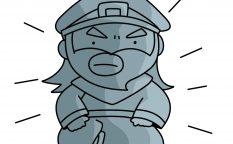 関羽の青銅像