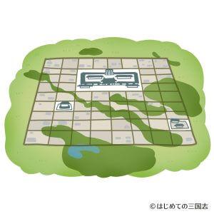 藤原京(地図)