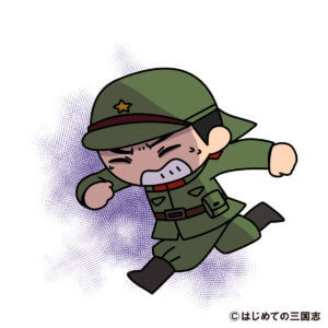 徴兵から逃れをようと国外に逃亡を試みる日本人兵