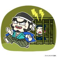 荒木村重を説得しに行くも牢獄に入れられる黒田官兵衛