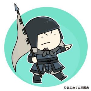 進軍する兵士c(モブ用)