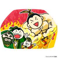 桃園三兄弟 劉備、張飛、関羽 vs 呂布