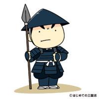 足軽a-モブ(兵士)