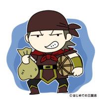 略奪する兵士(モブ)