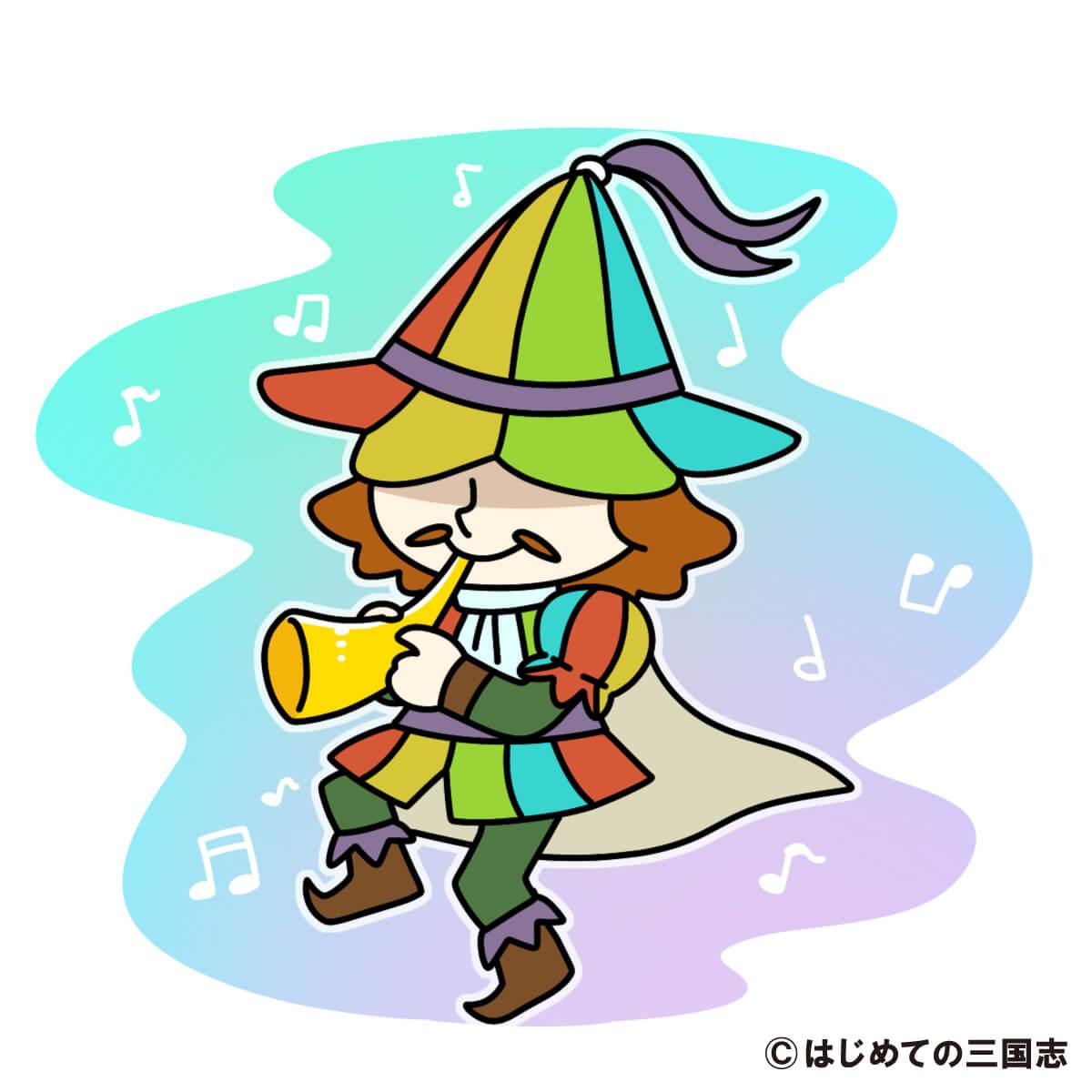 ハーメルン の 笛吹 き