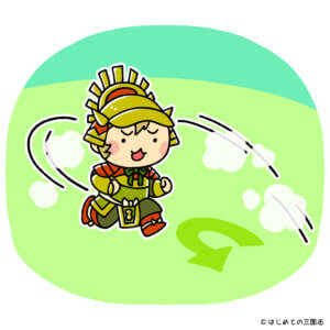中国大返し ver1(豊臣秀吉)