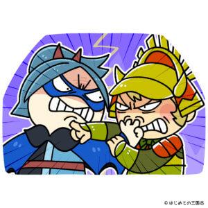 豊臣秀吉と対立する長宗我部元親