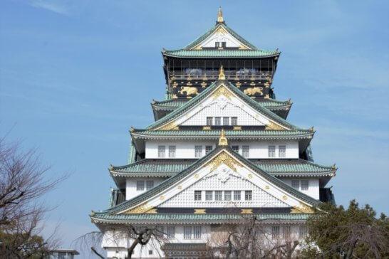 大阪城 f