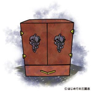 悪魔が封じられた箱「ディビュークの箱」
