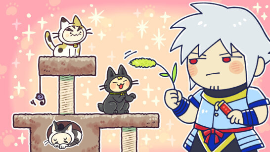 ASMR 2月02 日本史 猫の日
