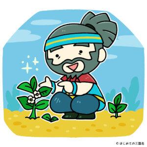 農業の知識が豊富な鄧艾(トウ艾)