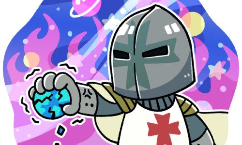猛烈に強いテンプル騎士団